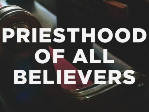 The Power Of Our Priesthood (Video)
