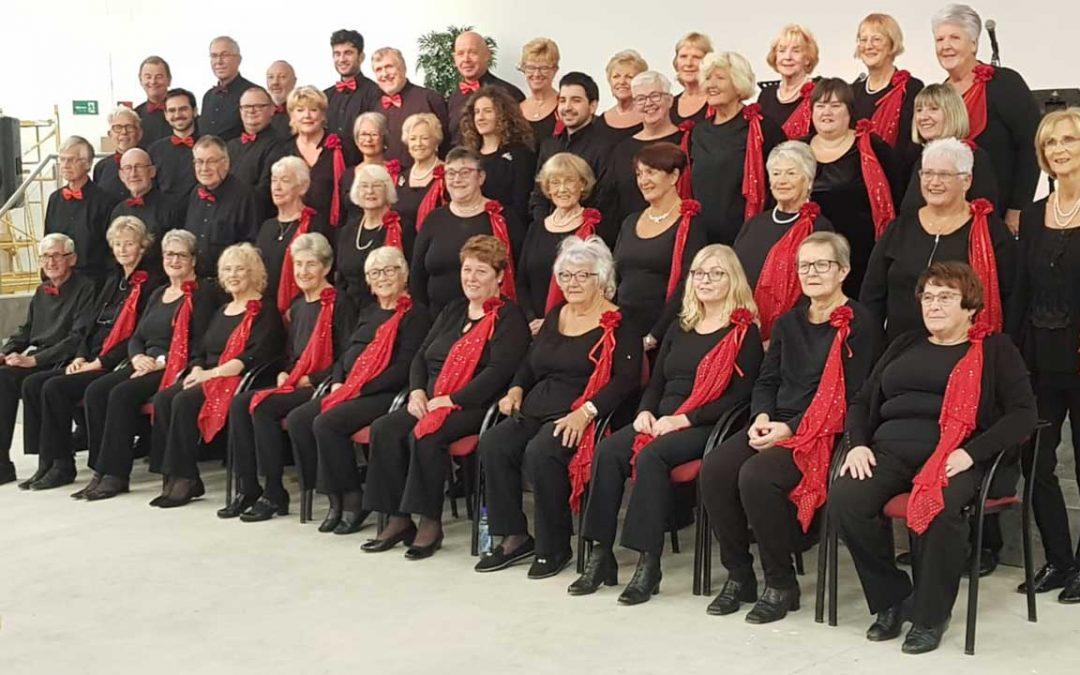 [Video] Crescendo International Choir Raises €880 at Concert for Flood Victims