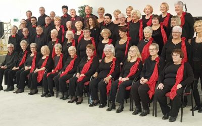 [Video] Crescendo International Choir Raises €880 at Concert for Flood Victims