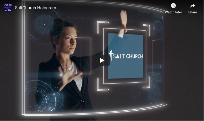 Live Stream: Pentecost 31st May 2020