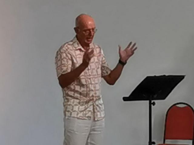 Sunday Service: 19th July 2020