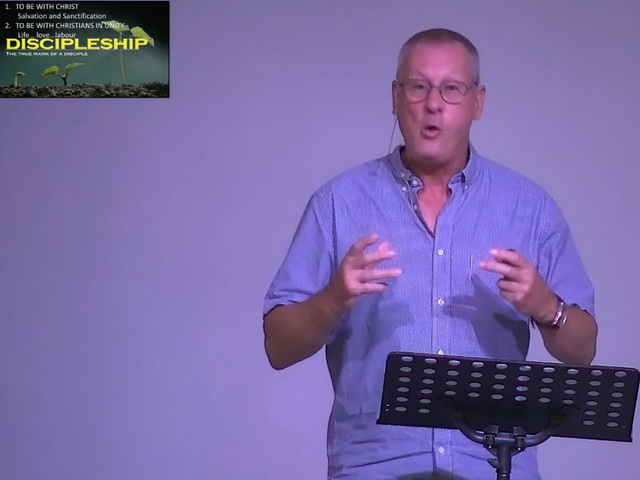 Sunday Service 23rd August 2020