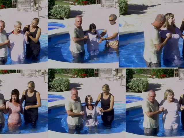 Baptismal Service; Sunday 27th September 2020