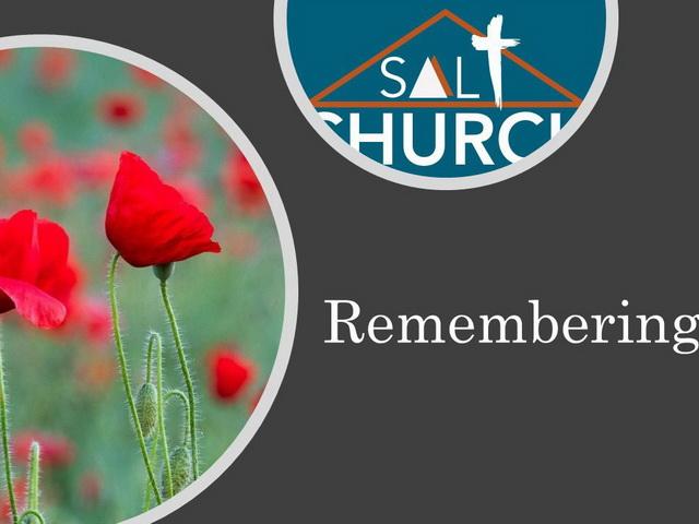 Remembrance Day Live stream : 8th November 2020
