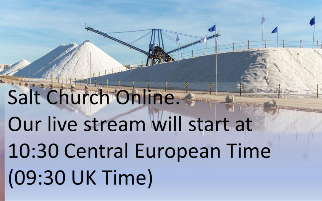 Sunday Service Live: 27th June 2021