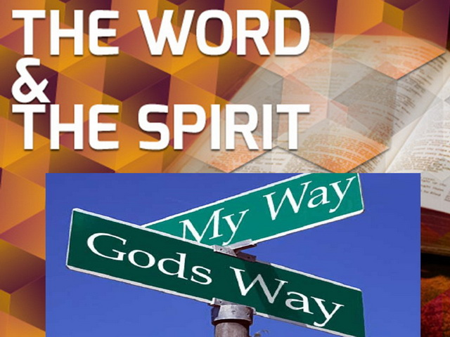 The Word and The Spirit: 13th June 2021