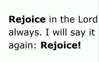 Rejoice! 20th June 2021