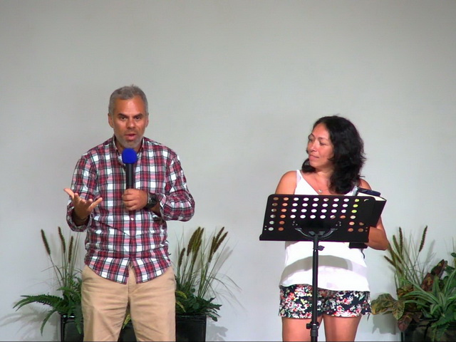 Testimony Evening: Andres and Lizeth Leon: 7th July 2021