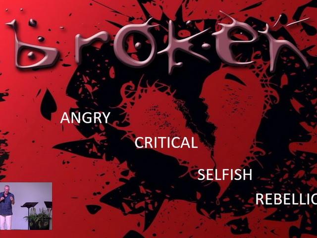 Broken : 25th July 2021