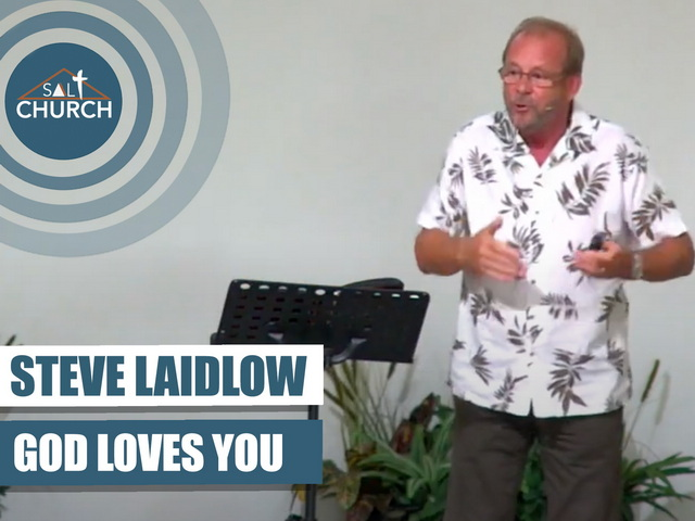 God Loves You : 29th August 2021