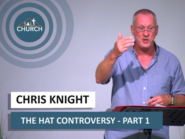 The Hat Controversy (Part 1) : 15th September 2021