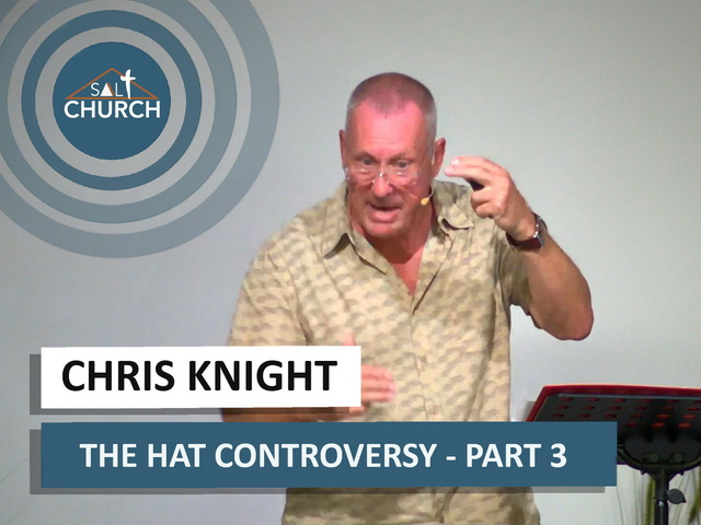 The Hat Controversy (Part 3) : 29th September 2021